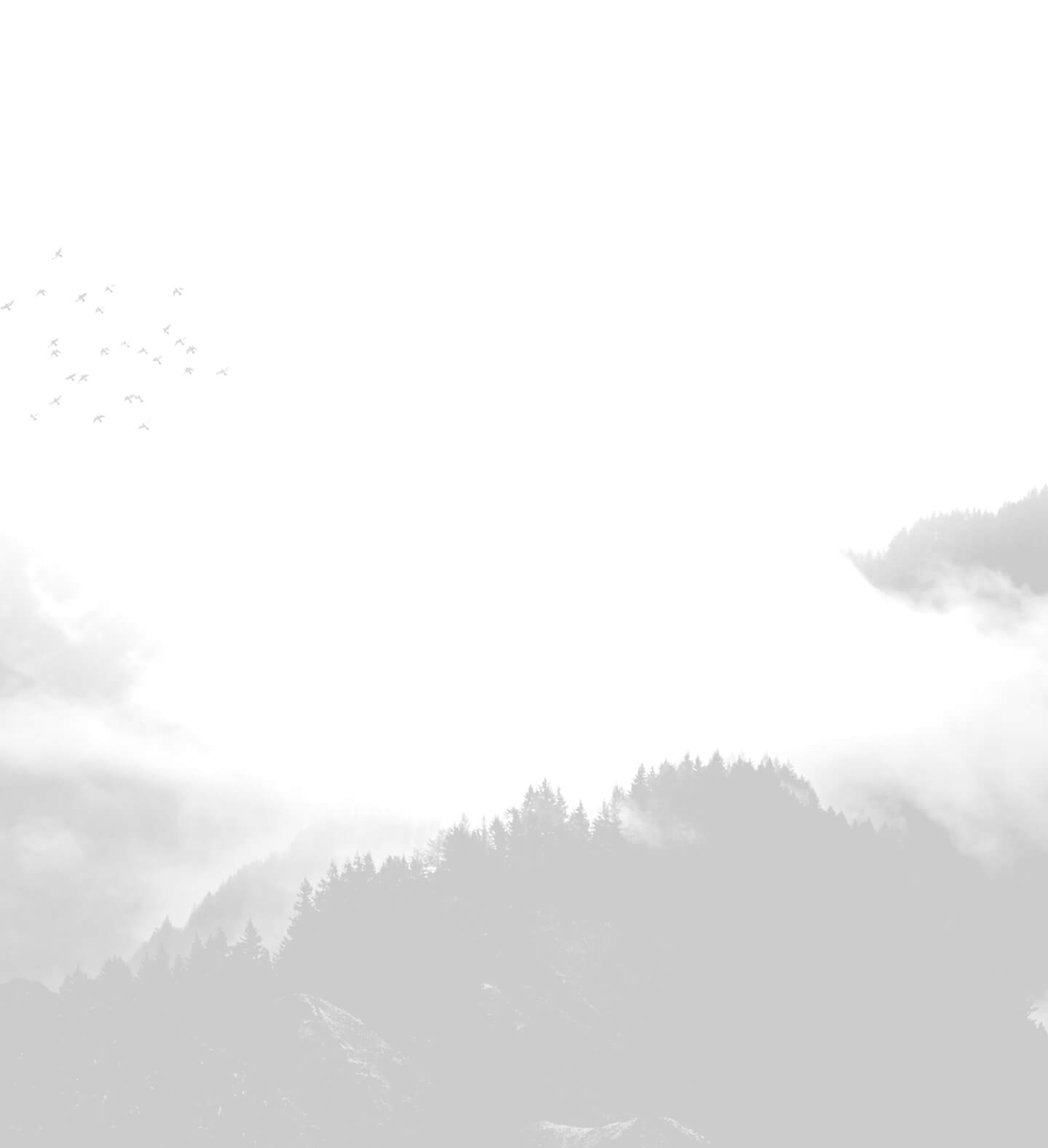 Misty mountain background image